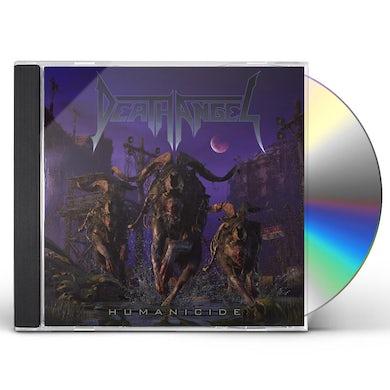 Death Angel Humanicide CD