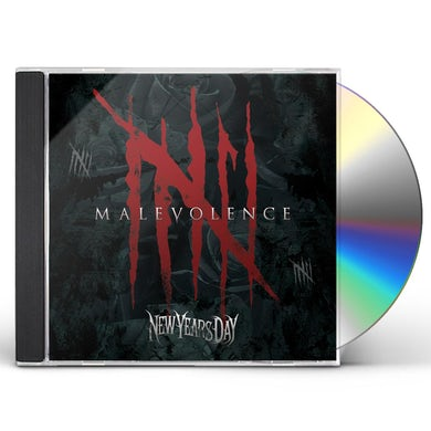 New Years Day MALEVOLENCE CD