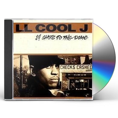 Ll Cool J 14 SHOTS TO THE DOME CD