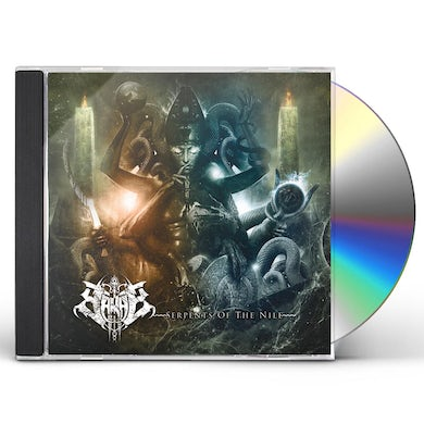 Scarab SERPENTS OF THE NILE CD