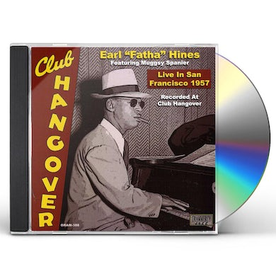 Earl Hines LIVE IN SAN FRANCISCO 1957 CD