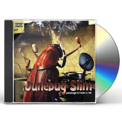 Junebug Slim SEX BUGS & ROCK N ROLL CD