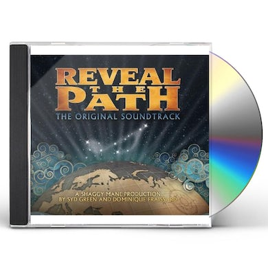 Dominique Fraissard REVEAL THE PATH SOUNDTRACK CD