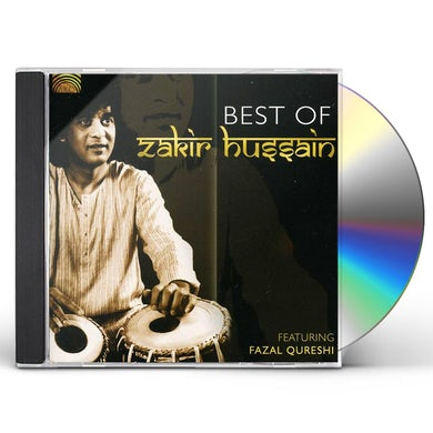 BEST OF ZAKIR HUSSAIN CD