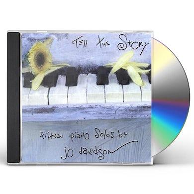 Jo Davidson TELL THE STORY CD