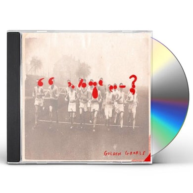 Golden Grrrls CD