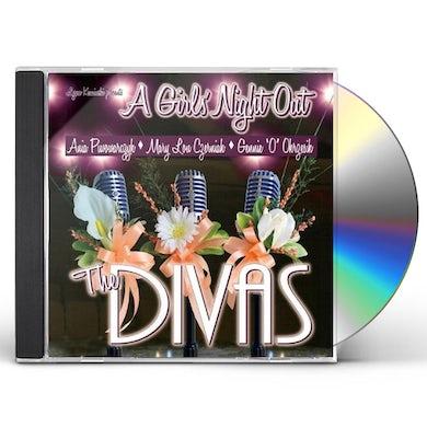 DIVAS A GIRLS NIGHT OUT CD