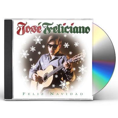 Jose Feliciano Feliz Navidad [BMG Special Products] CD