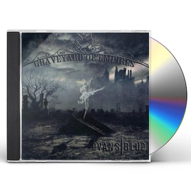 Evans Blue GRAVEYARD OF EMPIRES CD