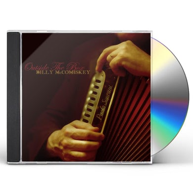 Billy McComiskey OUTSIDE THE BOX CD