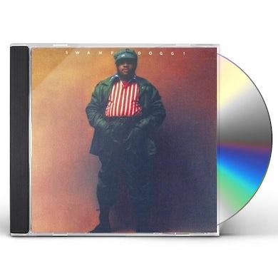 Swamp Dogg CUFFED COLLARED & TAGGED CD