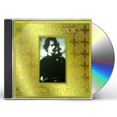 SCATTERING STARS LIKE DUST CD