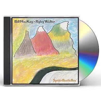 Bill Mackay / Ryley Walker SPIDERBEETLEBEE CD