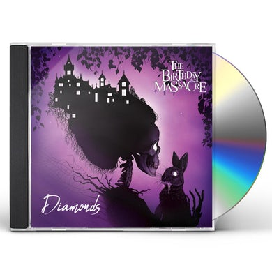 The Birthday Massacre DIAMONDS CD