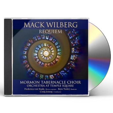 Mormon Tabernacle Choir MACK WILBERG REQUIEM CD