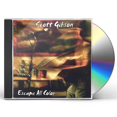 Scott Gibson ESCAPE ALL COLOR CD