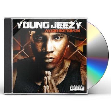 Jeezy DA BOTTOM 24 CD