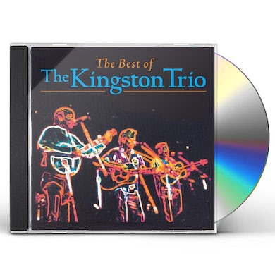 BEST OF THE KINGSTON TRIO CD