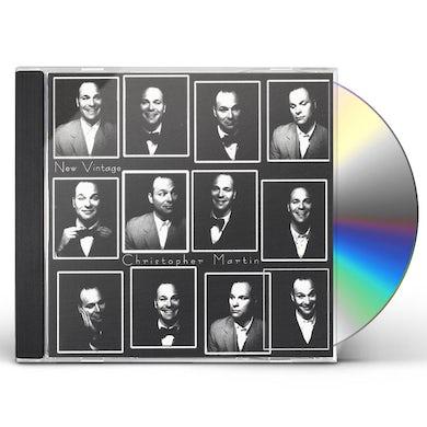Christopher Martin NEW VINTAGE CD