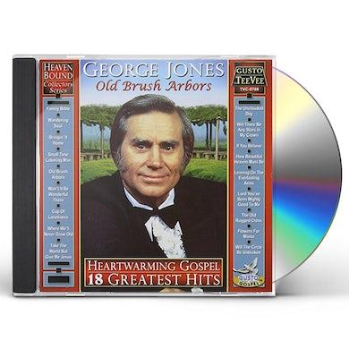 George Jones HEARTWARMING GOSPEL: 18 GREATEST HITS CD