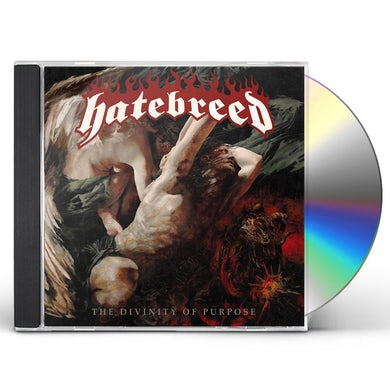 Hatebreed DIVINITY OF PURPOSE CD