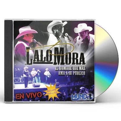 Lalo Mora EN VIVO CD
