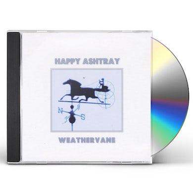 happy ashtray WEATHERVANE CD