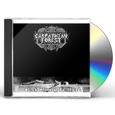 Carpathian Forest BLACK SHINING LEATHER CD