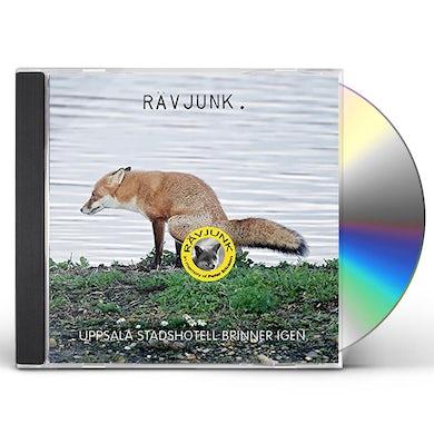 RAVJUNK UPPSALA STADSHOTELL BRINNER IGEN. CD
