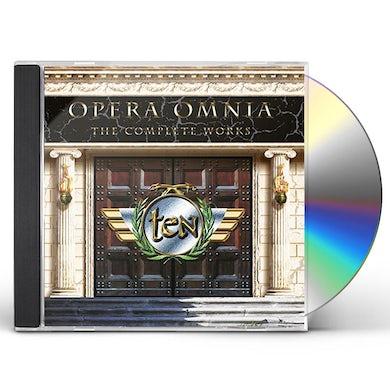 Ten OPERA OMNIA: COMPLETE WORKS CD
