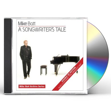 Mike Batt SONGWRITER'S TALE / ORINOCO KID CD