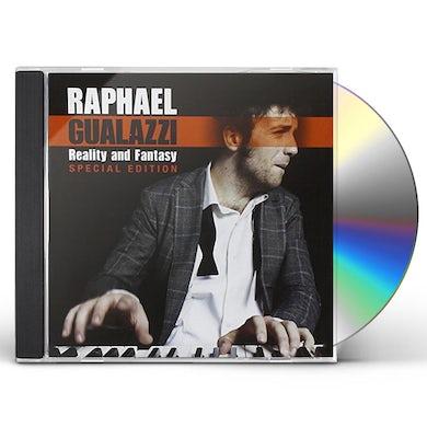 Raphael Gualazzi REALITY & FANTASY: SPECIAL EDITION CD