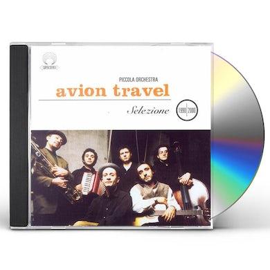 Avion Travel SELEZIONE 1990-2000 CD