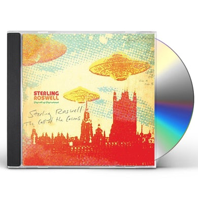 Sterling Roswell CALL OF THE COSMOS CD