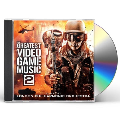 London Philharmonic Orchestra GREATEST VIDEO GAME MUSIC 2 CD