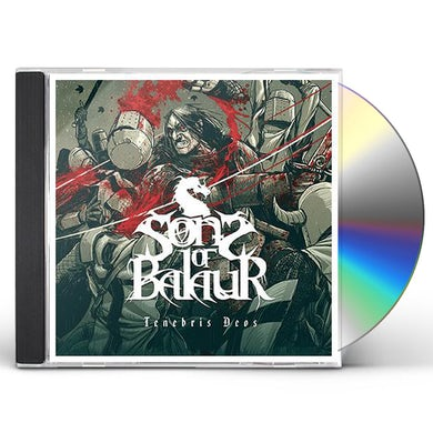 SONS OF BALAUR TENEBRIS DEOS CD