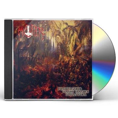 Mystifier PROTOGONI MAVRI MAGIKI DYNASTEIA CD