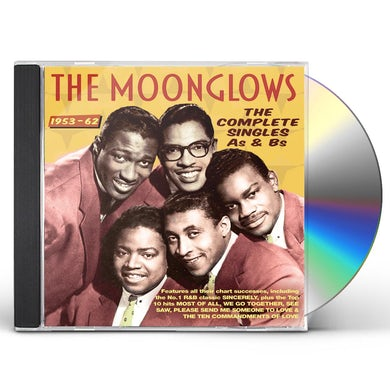 Moonglows COMPLETE SINGLES AS & BS 1953-62 CD