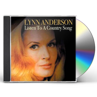 Lynn Anderson LISTEN TO A COUNTRY SONG CD