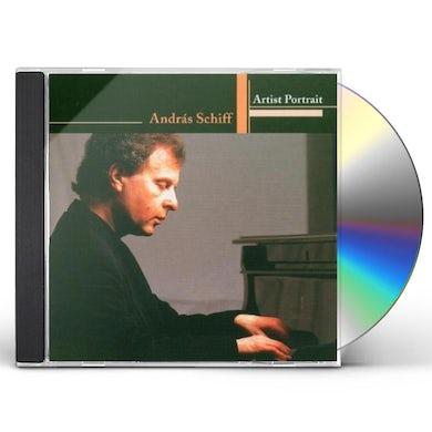 ARTIST PORTRAIT ANDRAS SCHIFF CD