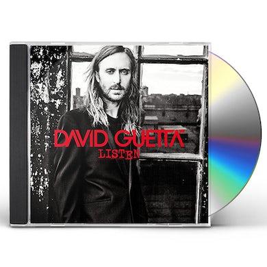 David Guetta LISTEN CD
