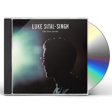 Luke Sital-Singh FIRE INSIDE CD