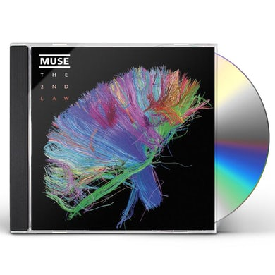 Muse 2ND LAW: LIMITED SOFTPACK CD