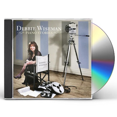 Debbie Wiseman PIANO STORIES CD