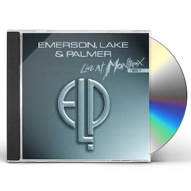 Emerson, Lake & Palmer LIVE AT MONTREUX 1997 CD