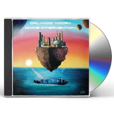 Orlando Voorn DIVINE INTERVENTION CD