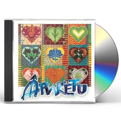 Ara Ketu OBRIGADO A VOCE CD
