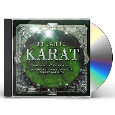 30 JAHRE KARAT CD