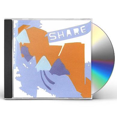 Share PEDESTRIAN CD