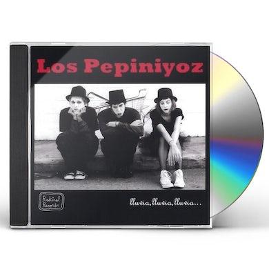 LLUVIA LLUVIA LLUVIA CD